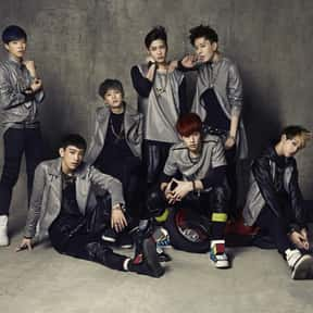 Got7 is listed (or ranked) 24 on the list The Best K-Pop Groups of All Time