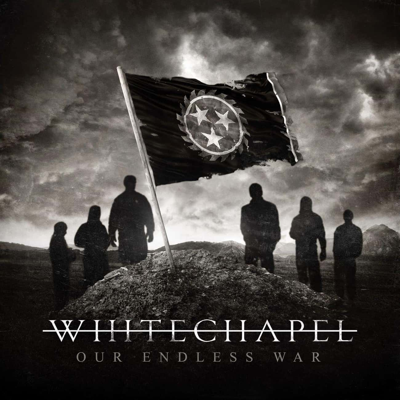 Our Endless War is listed (or ranked) 4 on the list The Best Whitechapel Albums, Ranked
