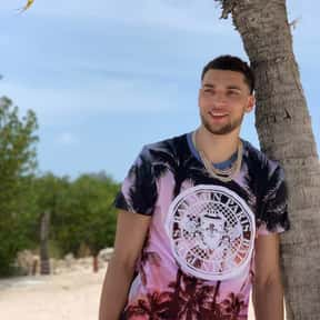 Zach LaVine is listed (or ranked) 2 on the list The Most Attractive NBA Players Today