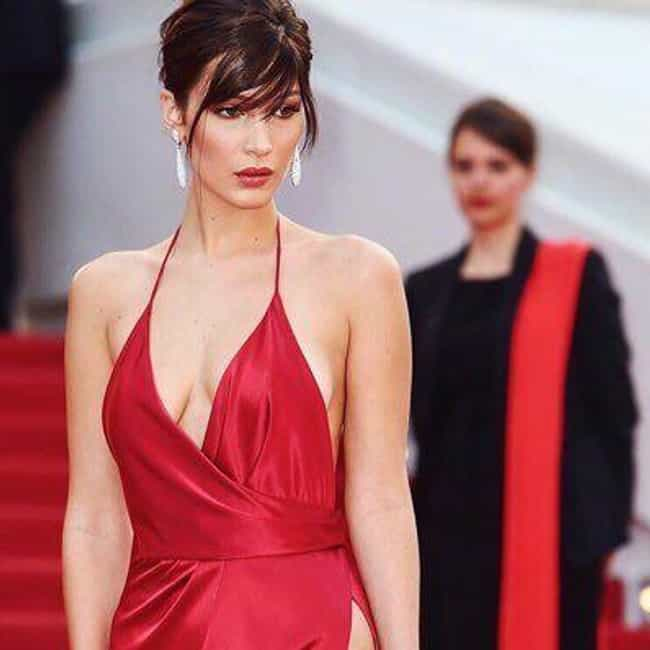 Bella Hadid is listed (or ranked) 1 on the list Celebrity Women Who Are Way Younger Than You Think