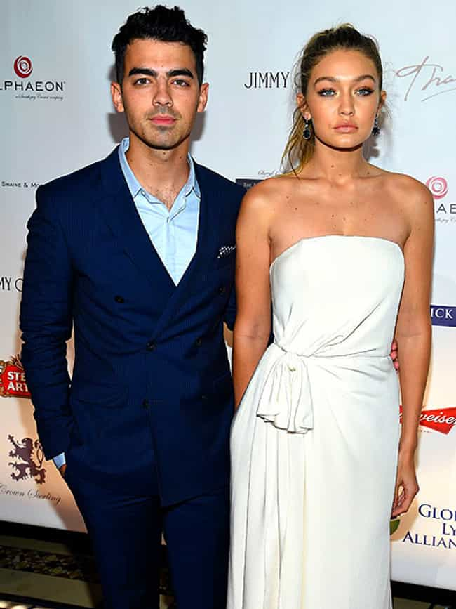 Gigi Hadid is listed (or ranked) 49 on the list Celebrity Breakups 2015