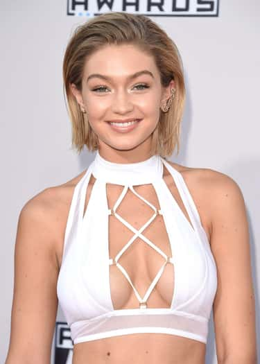 Gigi Hadid is listed (or ranked) 1 on the list 25+ Celebrities Born On April 23