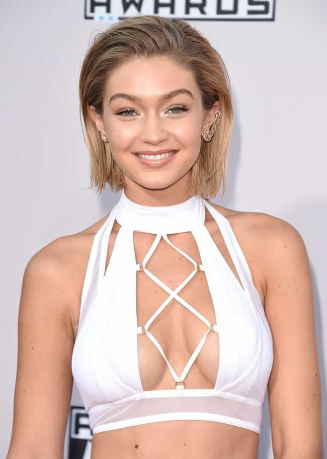 Gigi Hadid is listed (or ranked) 7 on the list Famous Female Models