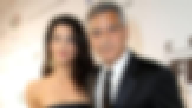 Amal Alamuddin is listed (or ranked) 1 on the list George Clooney's Loves & Hookups