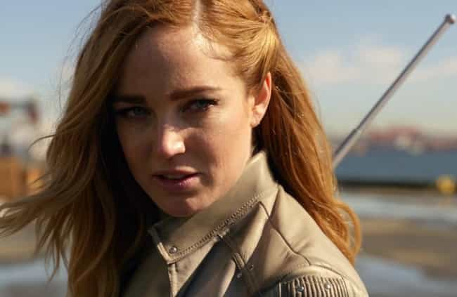 Sara Lance is listed (or ranked) 2 on the list The Best Characters On 'Legends of Tomorrow'