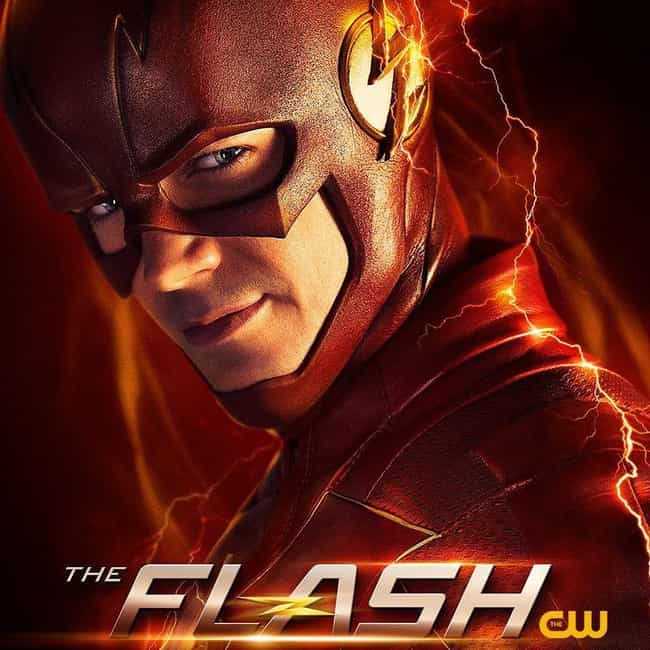 The Flash is listed (or ranked) 3 on the list All The CW Shows On Netflix