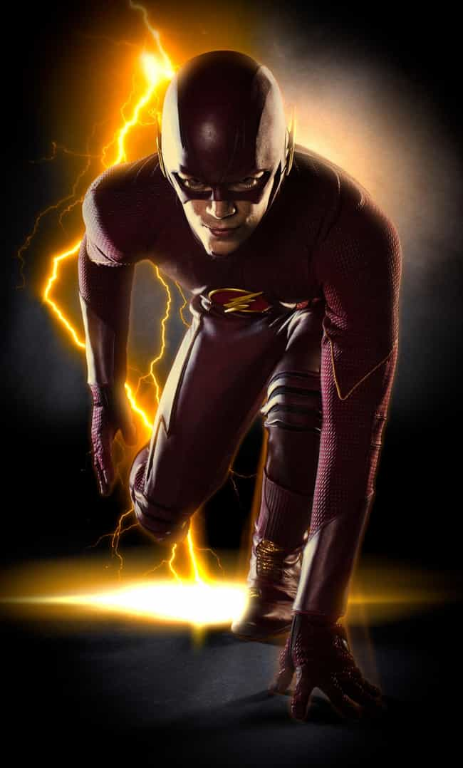 The Flash is listed (or ranked) 3 on the list The Best Shows & Movies About Time Travel