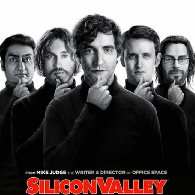 Silicon Valley is listed (or ranked) 3 on the list What to Watch If You Love 'Curb Your Enthusiasm'