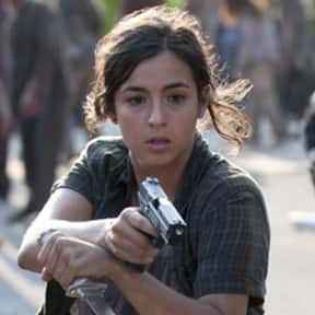 Tara Chambler is listed (or ranked) 22 on the list The Best Walking Dead Characters, Ranked