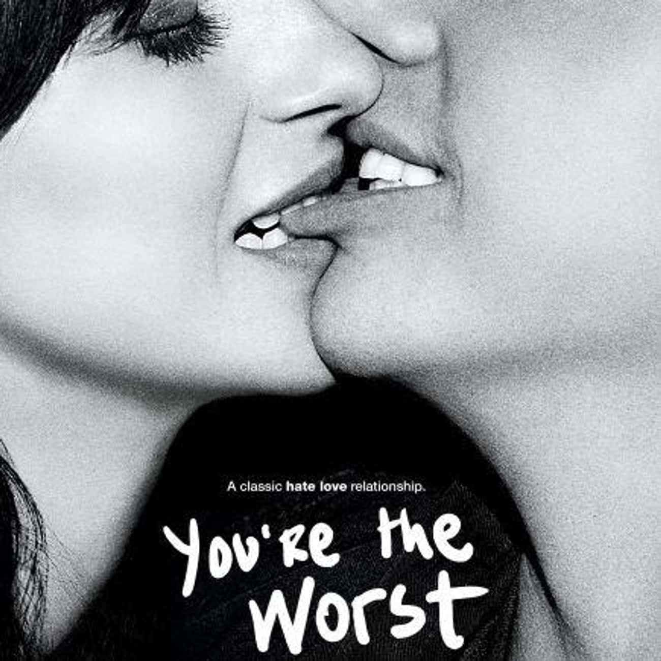 You're The Worst is listed (or ranked) 4 on the list What To Watch If You Love 'Fleabag'