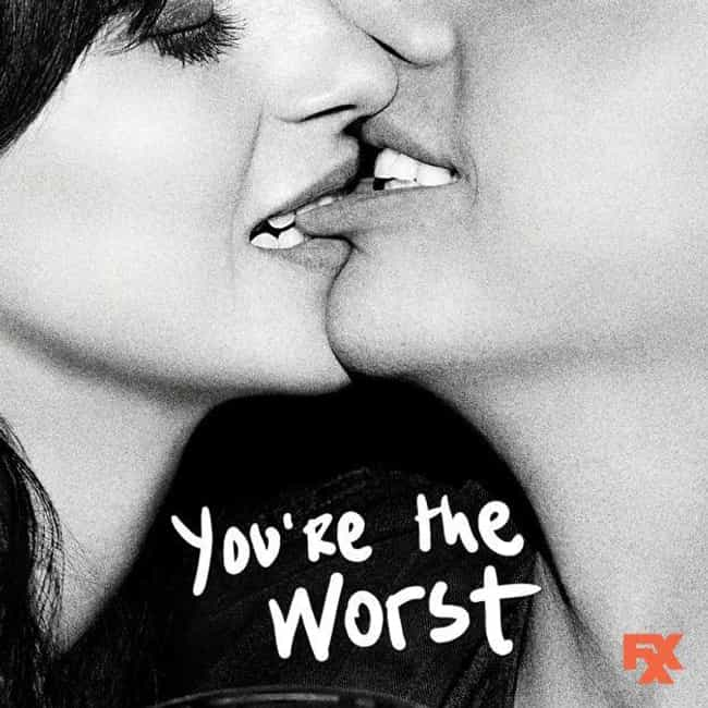 You're the Worst is listed (or ranked) 2 on the list The Most Satisfying TV Finales That Aired in 2019