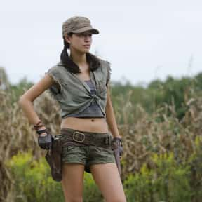Rosita Espinosa is listed (or ranked) 16 on the list The Best Walking Dead Characters, Ranked