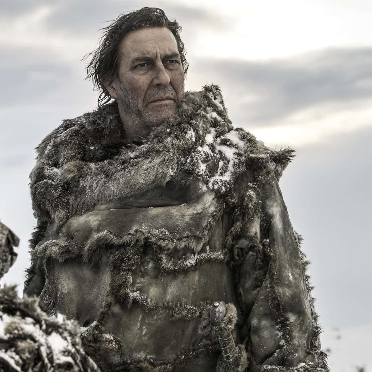 Mance Rayder is listed (or ranked) 1 on the list All Wildlings on Game of Thrones
