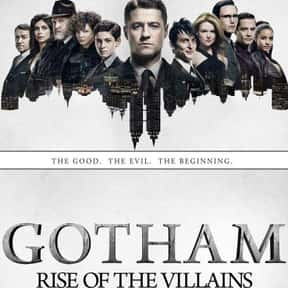 Gotham is listed (or ranked) 1 on the list The Most Exciting Action TV Shows in 2019