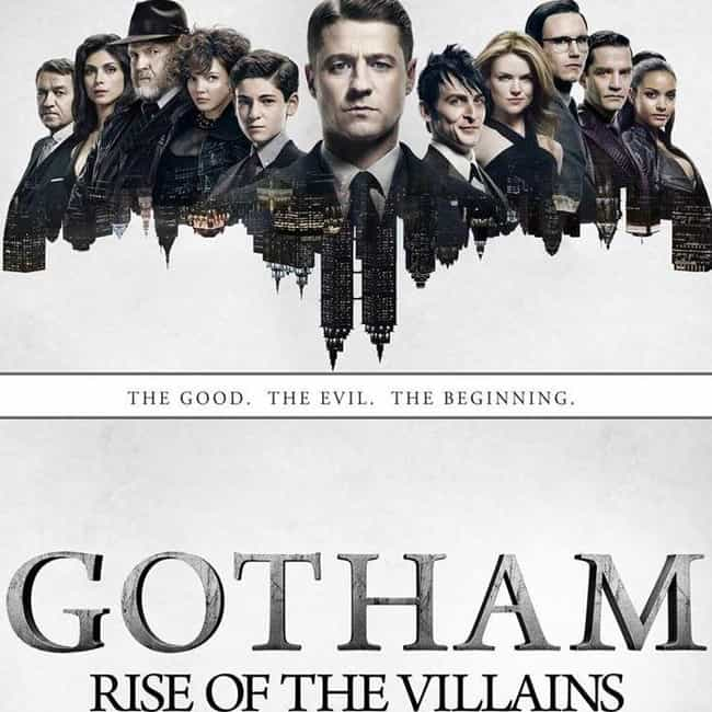 Gotham is listed (or ranked) 3 on the list What to Watch If You Love 'Agents of S.H.I.E.L.D.'