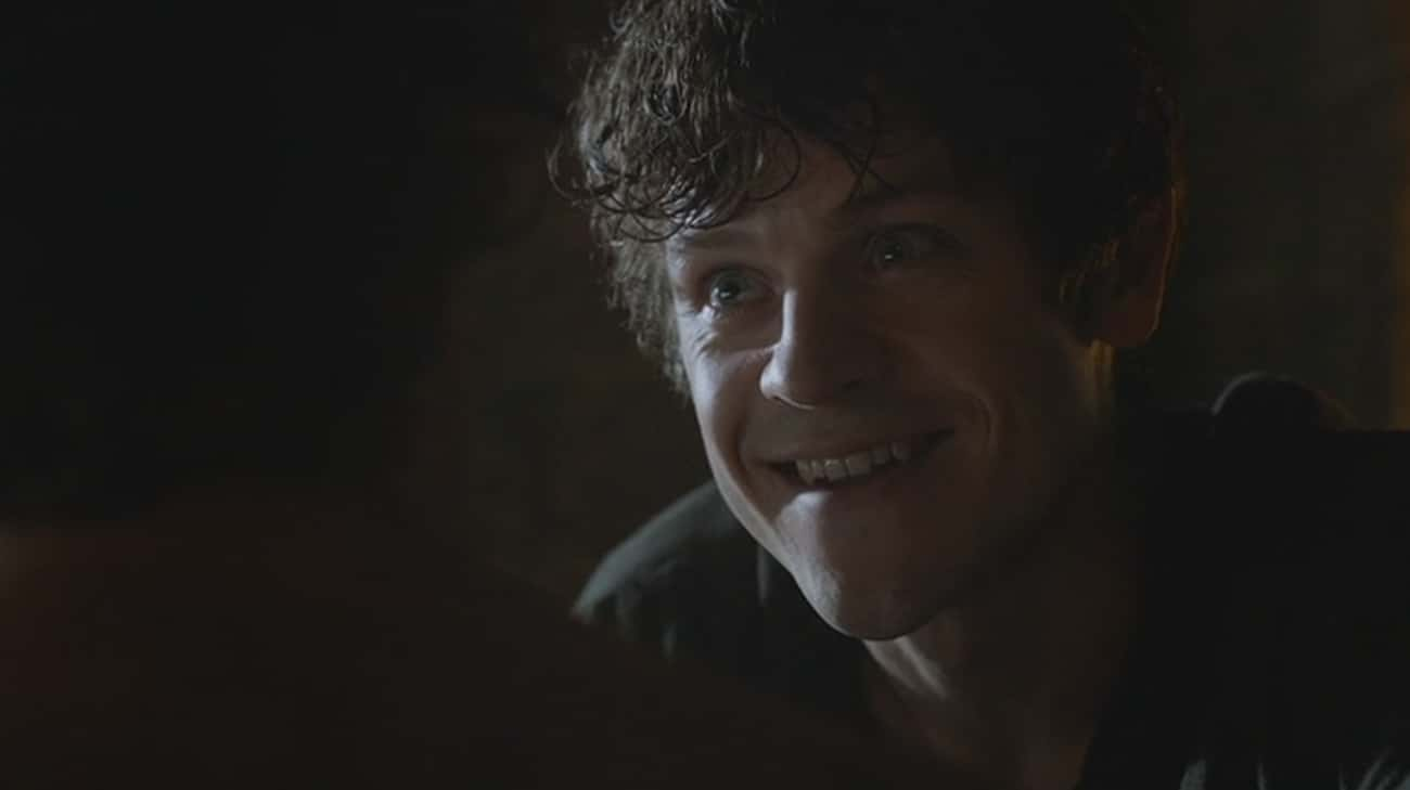 Ramsay Bolton is listed (or ranked) 1 on the list The Most Psychopathic Characters On 'Game Of Thrones'