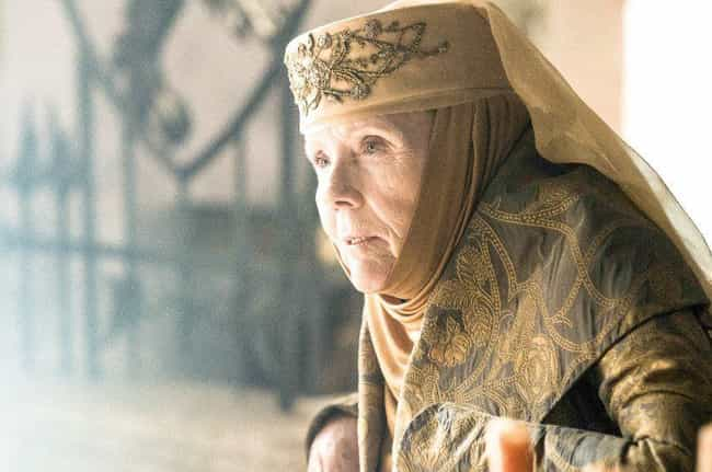 Olenna Tyrell is listed (or ranked) 1 on the list The Best Members Of House Tyrell