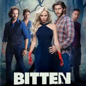 Bitten is listed (or ranked) 25 on the list The Best Fantasy Drama Series