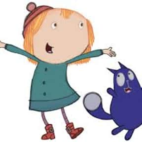 Peg + Cat is listed (or ranked) 14 on the list The Greatest TV Shows About Cats