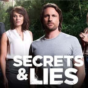 Secrets & Lies is listed (or ranked) 16 on the list The Best New TV Series of 2015