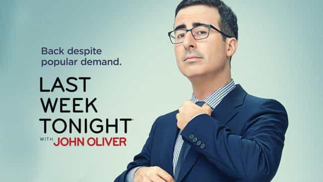 Last Week Tonight with John Ol... is listed (or ranked) 2 on the list The Best Late Night Talk Shows From NYC