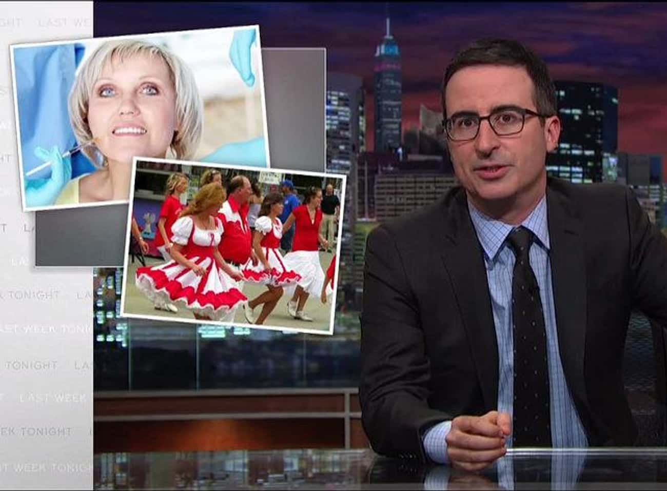 Last Week Tonight with John Ol is listed (or ranked) 2 on the list What to Watch If You Love 'Jimmy Kimmel Live!'