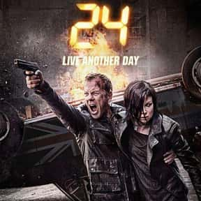 24: Live Another Day is listed (or ranked) 16 on the list The Best Action Drama Series Ever Made
