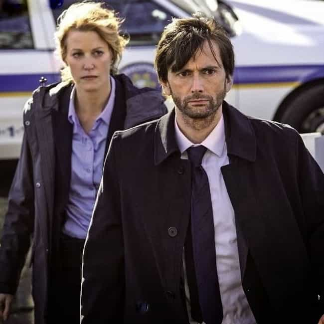 Gracepoint is listed (or ranked) 2 on the list What To Watch If You Love 'Broadchurch'