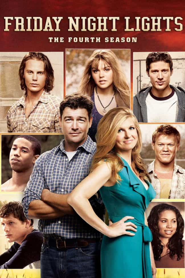 Friday Night Lights - Se... is listed (or ranked) 4 on the list The Best Seasons of 'Friday Night Lights'