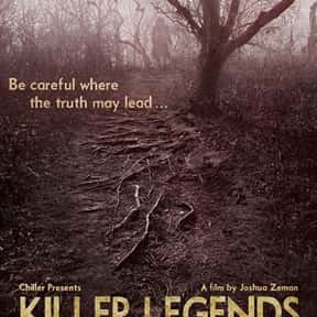 Killer Legends is listed (or ranked) 4 on the list The Best Documentary Movies On Shudder