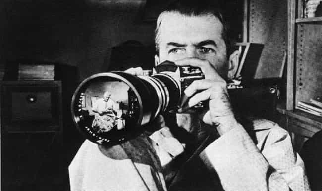 Disappearing Act is listed (or ranked) 3 on the list Rear Window Movie Quotes