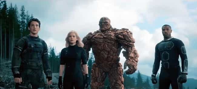 Fantastic Four is listed (or ranked) 1 on the list The Worst Movie Reboots Of The 2010s Decade