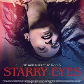 Starry Eyes is listed (or ranked) 17 on the list The Best Supernatural Thriller Movies On Shudder