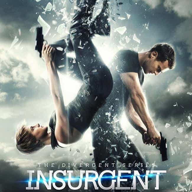 Insurgent is listed (or ranked) 2 on the list The Best Movies From The 'Divergent' Franchise