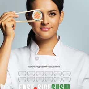 east side sushi is listed (or ranked) 25 on the list The Best Movies About Cooking