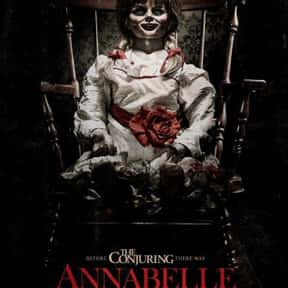Annabelle is listed (or ranked) 16 on the list The Best Demonic Possession Movies
