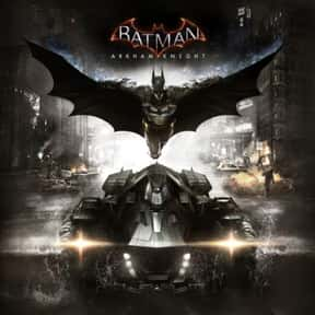 Batman: Arkham Knight is listed (or ranked) 1 on the list The Best Xbox One Superhero Games