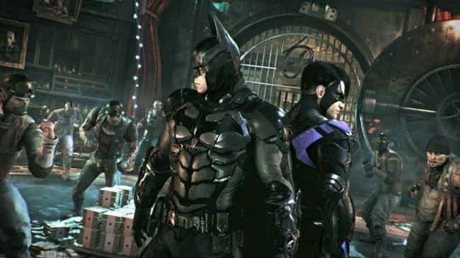 Batman: Arkham Knight is listed (or ranked) 1 on the list Video Games That Launched Unplayable But Were Eventually Pleasant Surprises