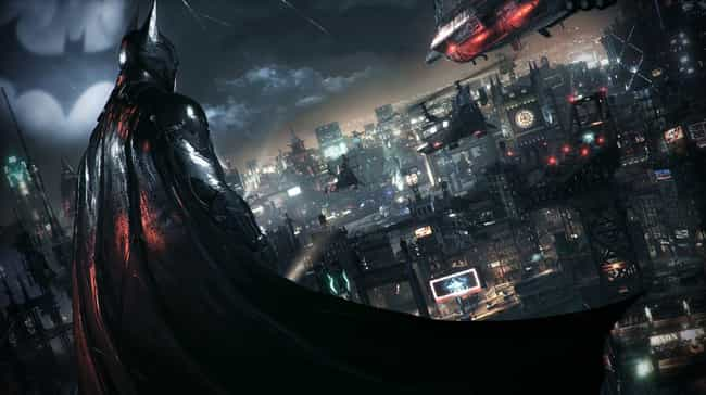 Batman: Arkham Knight is listed (or ranked) 2 on the list 19 PS4 Games That Are Pretty Good, Not Great, But Pretty Good