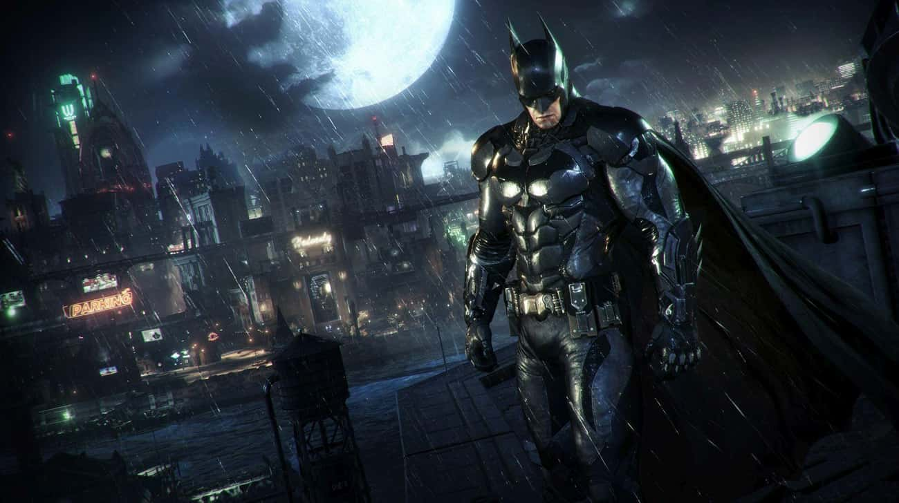 Batman: Arkham Knight is listed (or ranked) 4 on the list The 15 Most Difficult Video Games To Beat, Ranked By Gamers