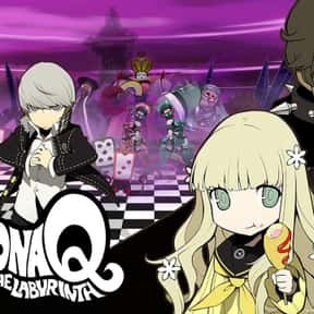 Persona Q: Shadow of the Labyr is listed (or ranked) 21 on the list The Best Nintendo 3DS Games of All Time, Ranked by Fans