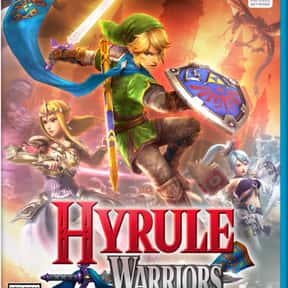 Hyrule Warriors is listed (or ranked) 17 on the list The Most Popular Wii U Games Right Now