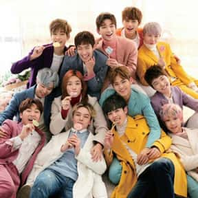 Seventeen is listed (or ranked) 21 on the list The Best K-Pop Groups of All Time