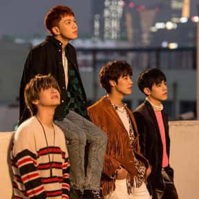 N.Flying is listed (or ranked) 6 on the list The Best Korean Rock Bands/Artists