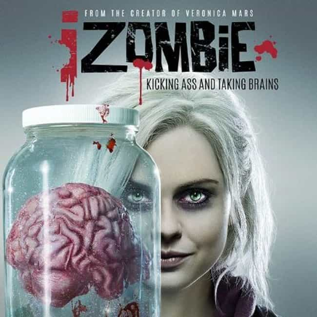 iZombie is listed (or ranked) 4 on the list What to Watch If You Love 'Z Nation'