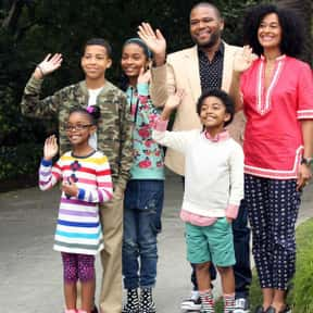 Black-ish is listed (or ranked) 1 on the list The Best TV Shows with Non-White Stars