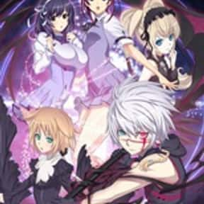 The Qwaser of Stigmata is listed (or ranked) 17 on the list The Best Anime Like The Testament of Sister New Devil