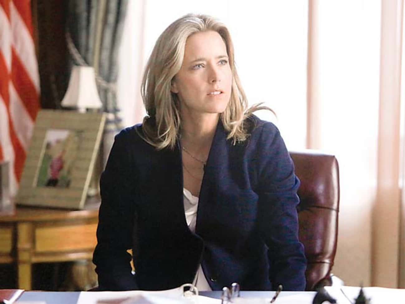 Madam Secretary is listed (or ranked) 2 on the list What to Watch If You Love 'Blue Bloods'