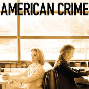 "American Crime is listed (or ranked) 4 on the list The Best ""American"" TV Shows"