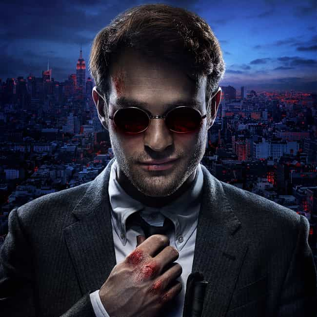 Daredevil is listed (or ranked) 4 on the list What To Watch If You Love 'Watchmen'